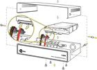 Гид по установке готового комплекта с AHD камерами