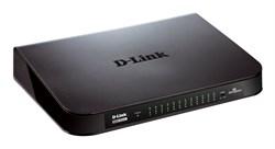 Коммутатор для подключения IP-камер, 24 порта 100 Мбит/сек