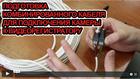 Подготовка комбинированного кабеля для подключения камеры к видеорегистратору