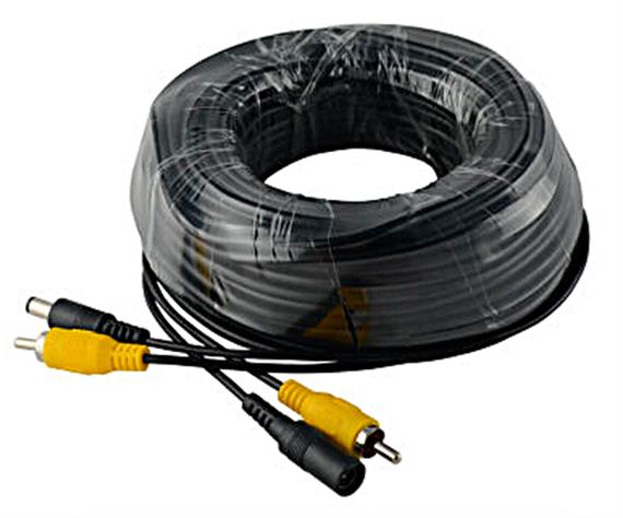 Готовый кабель для подключения микрофона 5 м. - фото 5032