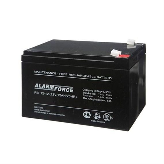 Аккумуляторная батарея 7 Ампер 12 Вольт - фото 5840