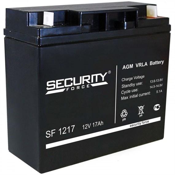 Аккумуляторная батарея 17 Ампер 12 Вольт - фото 5849