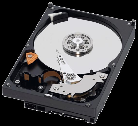 Жесткий диск для видеонаблюдения 2 Терабайта - фото 7079