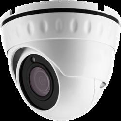 Антивандальная цветная купольная камера 2 Мегапикселя с ночной подсветкой 20 метров