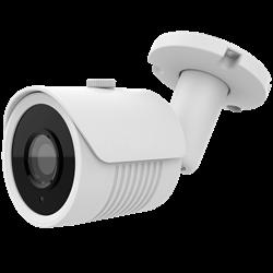 Уличная IP-камера, SONY Starvis, 5 Мегапикселей, ночная ИК подсветка 30 метров, питание POE, слот для карты памяти - фото 7767
