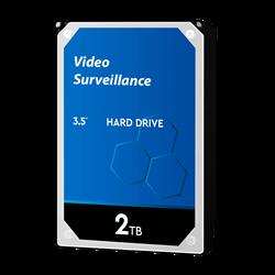 Жесткий диск для видеонаблюдения 2 Терабайта