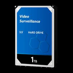 Жесткий диск для видеонаблюдения 1 Терабайт