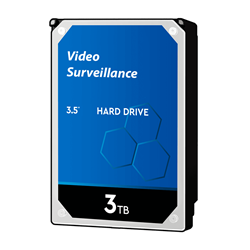Жесткий диск для видеонаблюдения 3 Терабайта