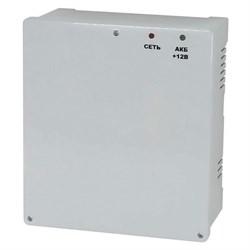 8-канальный бесперебойный блок питания 6 Ампер с независимыми выходами, индикацией и предохранителями на каждый канал