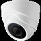 Цветная купольная IP камера 1080P 2 Мегапикселя с ночной подсветкой 20 метров