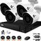 Уличное видеонаблюдение на 4 HD камеры для частного дома с возможностью расширения - фото 7335