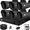 Готовый комплект видеонаблюдения для дома на 6 камер InControl ДОМ-6 2M PRO - фото 7439